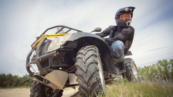 Gaining Traction: Safety Tips for the ATV Rider